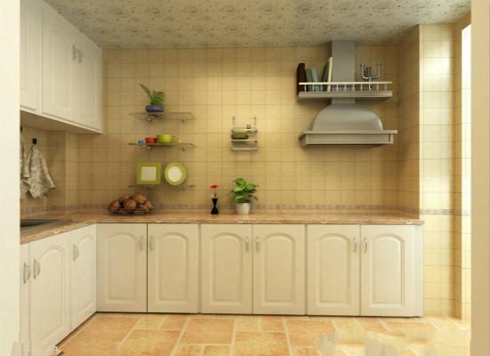 1,选择带有浓浓乡土气息的墙砖 打造乡村风格的墙面,依然离不开瓷砖,但在质地上要带有朴实感,大多采用大小不同规格的仿古砖拼贴铺设,因此对于拼贴的工艺要求较高,花纹则要选择亲近自然的植物图案. 为保持厨房的整洁感,可选择同一色系的墙砖铺设,花纹和规格上一定要有变化.