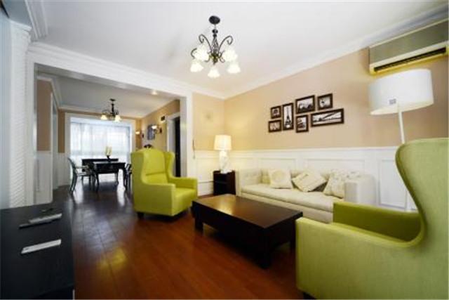 欧式客厅装修——颜色搭配