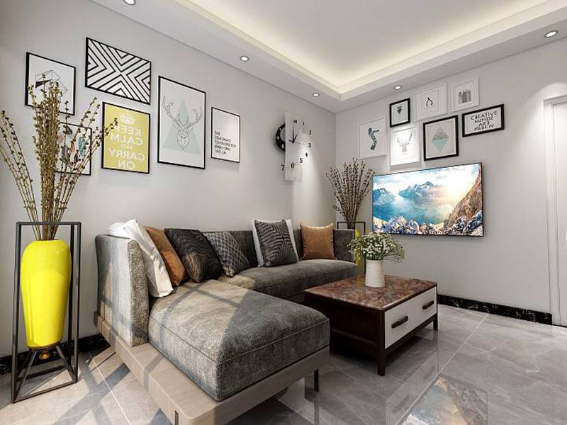 【和燕园】两室两厅『︻现代简约』