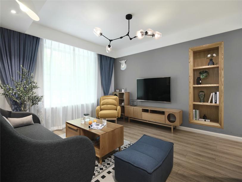 【雅居乐】三室两厅『︻北欧风格』