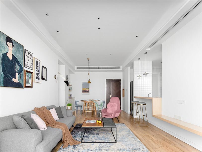 【时光里】两室两厅『︻简约风格』