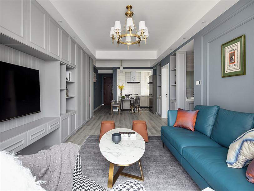 【七彩星城】两室两厅『︻美式风格』