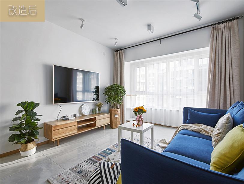 【盛和家园】两室两厅『︻北欧风格』